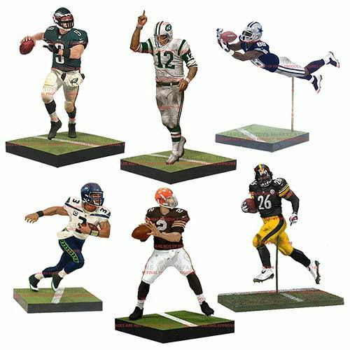 MCFARLANE NFL SERIES 35 ACTION FIGURE CASE OF 8 75660  eBay