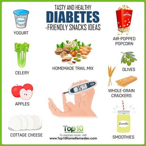 tasty  healthy diabetes friendly snack ideas top