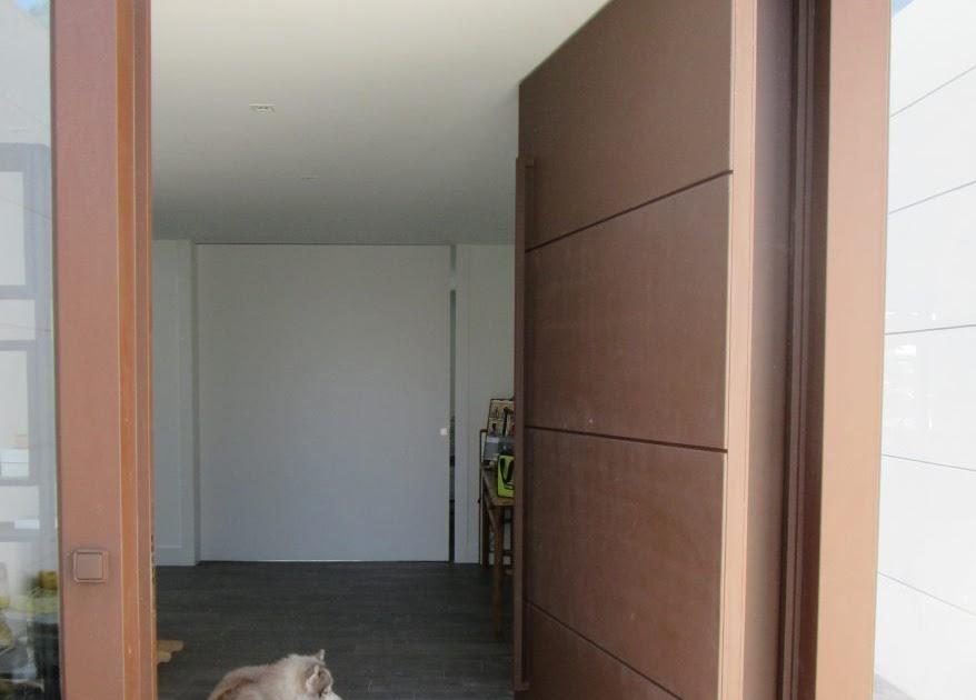Sistemas alarmas puertas blindadas para exterior - Puertas canomar ...