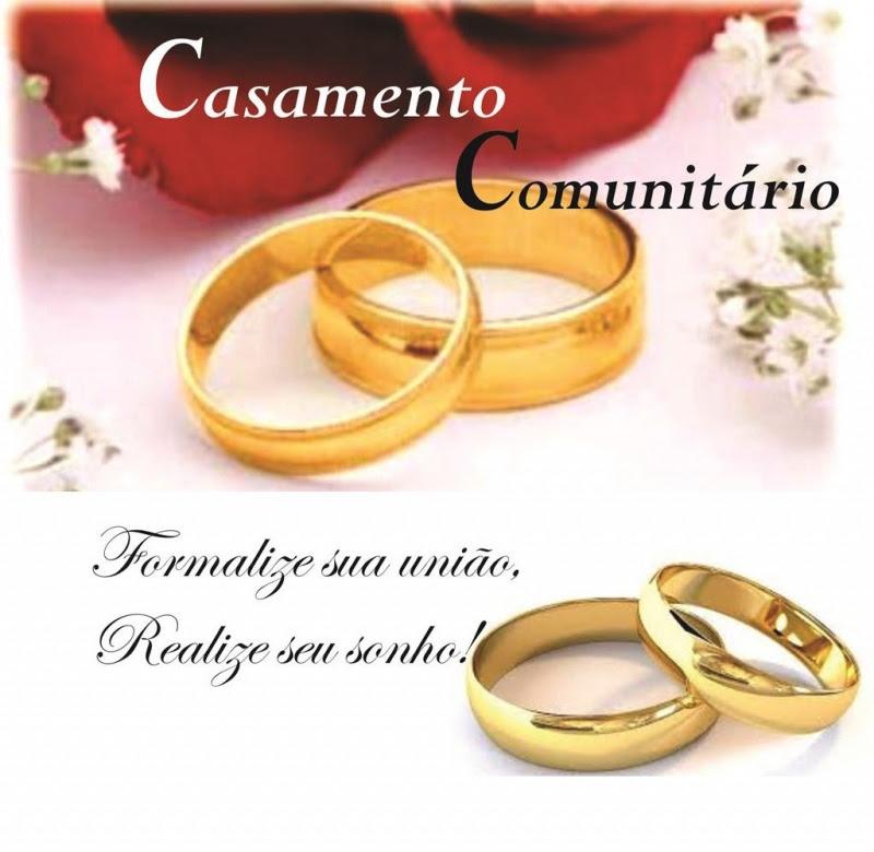 Resultado de imagem para casamento comunitário