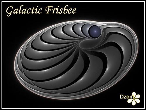 Galactic Frisbee