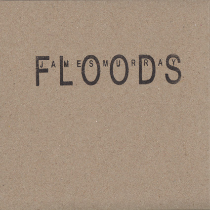 Floods - Artwork Scan - Sleeve Cover (Large)