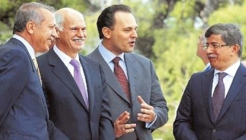 Διαλύουν την διπλωματική υπηρεσία χάριν του κατευνασμού της Τουρκίας!!!