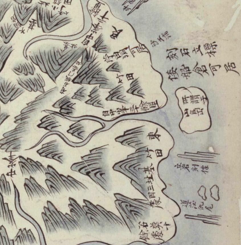 Early 1750s - Haedong Jido 2