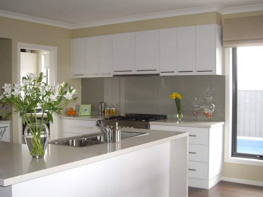 Kitchen Color Ideas with White Cabinets - Home Furniture ...