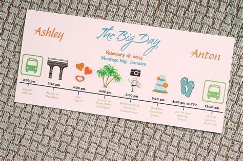 9 best Post Reception Invitations images on Pinterest