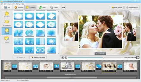Wedding Reception Slideshow Ideas   3 Pillars of a Sweet