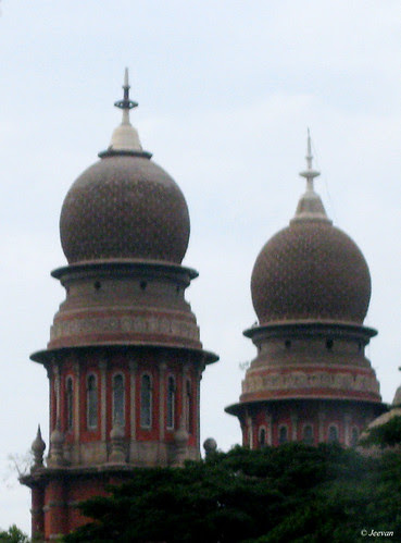 Madras High Court Dome