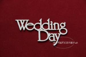 Wedding Day zestaw słów