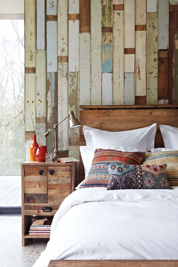 45 Cozy Rustic Bedroom Design Ideas | DigsDigs