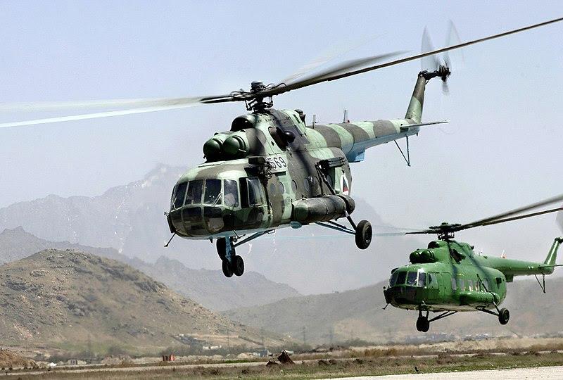 File:Afghan MI-17 helicopters.jpg