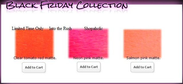 Venomous Cosmetics Black Friday Collection Pressed Blush
