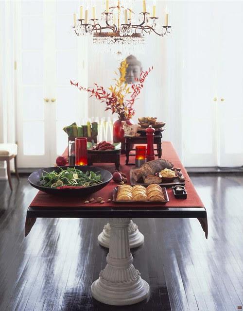 annawilliamsphotography, table setting, food, comfort food, fall, autumn, dining set up, food set up