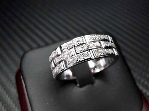 25  best ideas about Mens Diamond Wedding Bands on