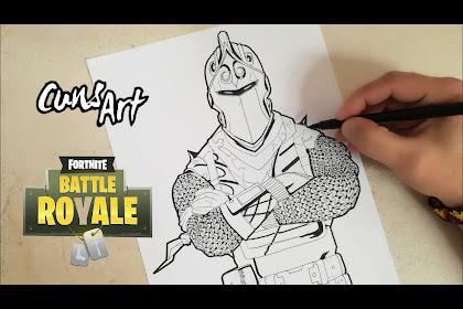 Dibujos A Lapiz Faciles De Hacer De Fortnite