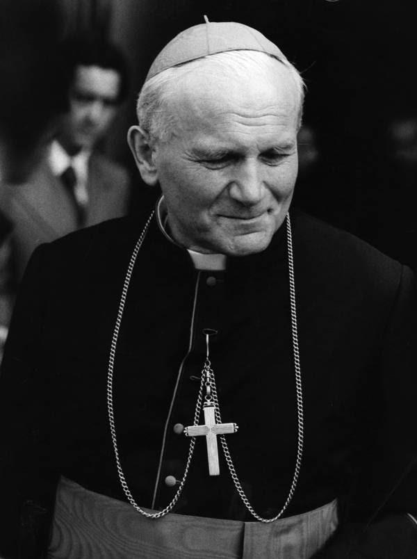 Resultado de imagen para Cardenal Wojtyla