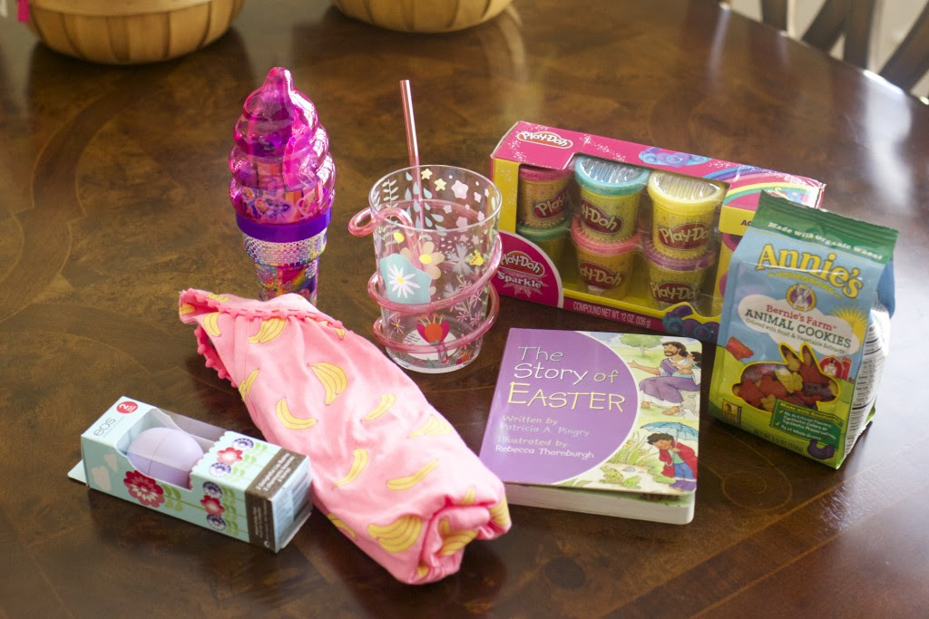 Candy Less Easter Basket Ideas The Champagne Supernova