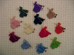 Shawl Ministry pins