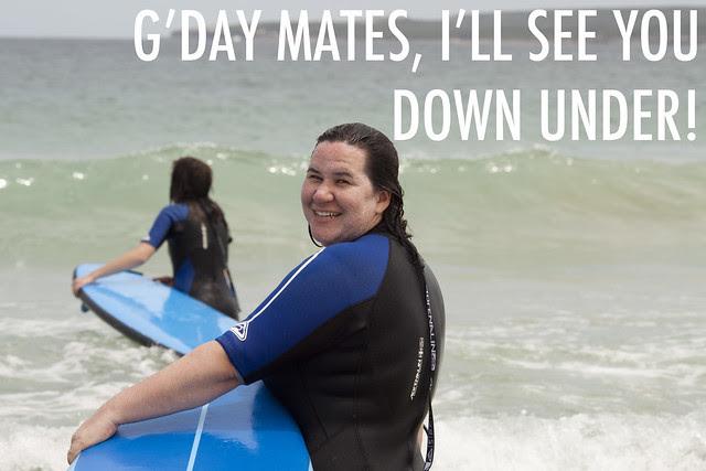 Surfing Anne