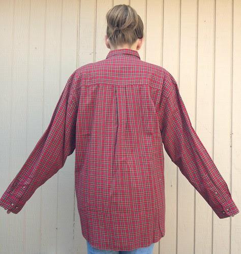 Men's Shirt Dress
