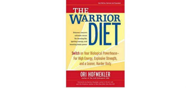 Livro da Dieta do guerreiro