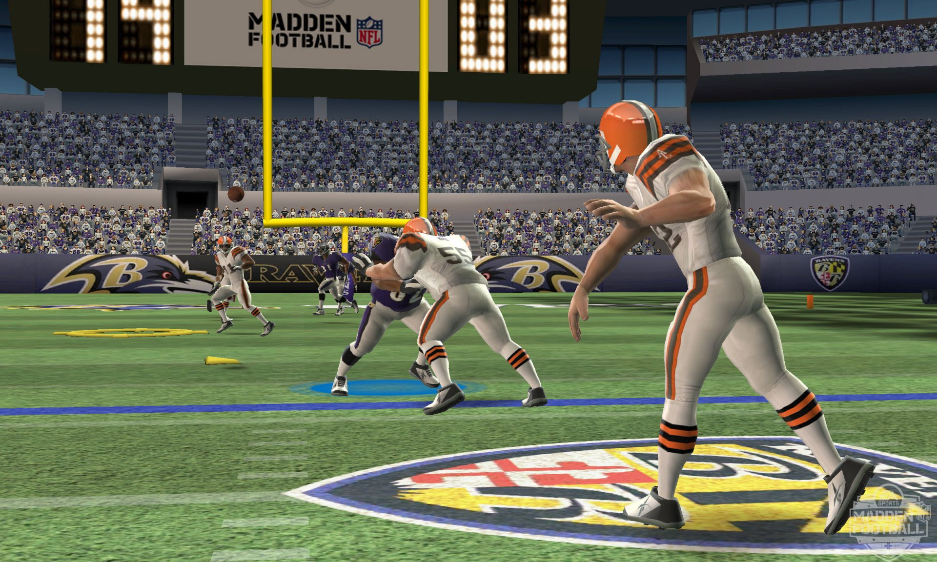 Madden NFL Football 3DS News, Reviews, Trailer  Screenshots