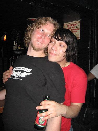 Tankboy and Kip