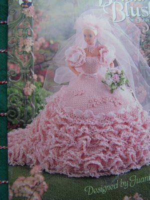 17 Best ideas about Barbie Crochet Gown on Pinterest