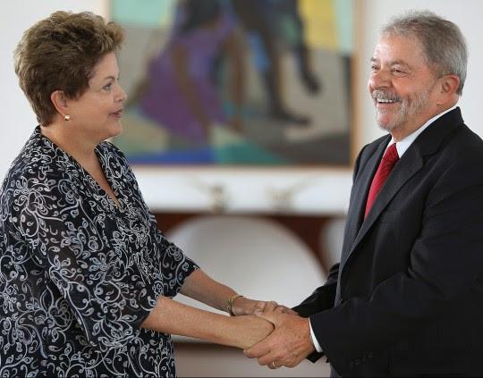 Lula y Roussef