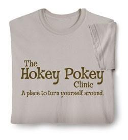 Hokey Pokey Clinic T-Shirt