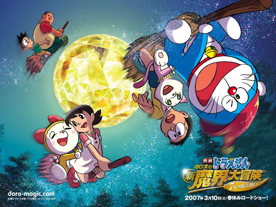 Download 56 Wallpaper Doraemon Hd Pc Terbaik