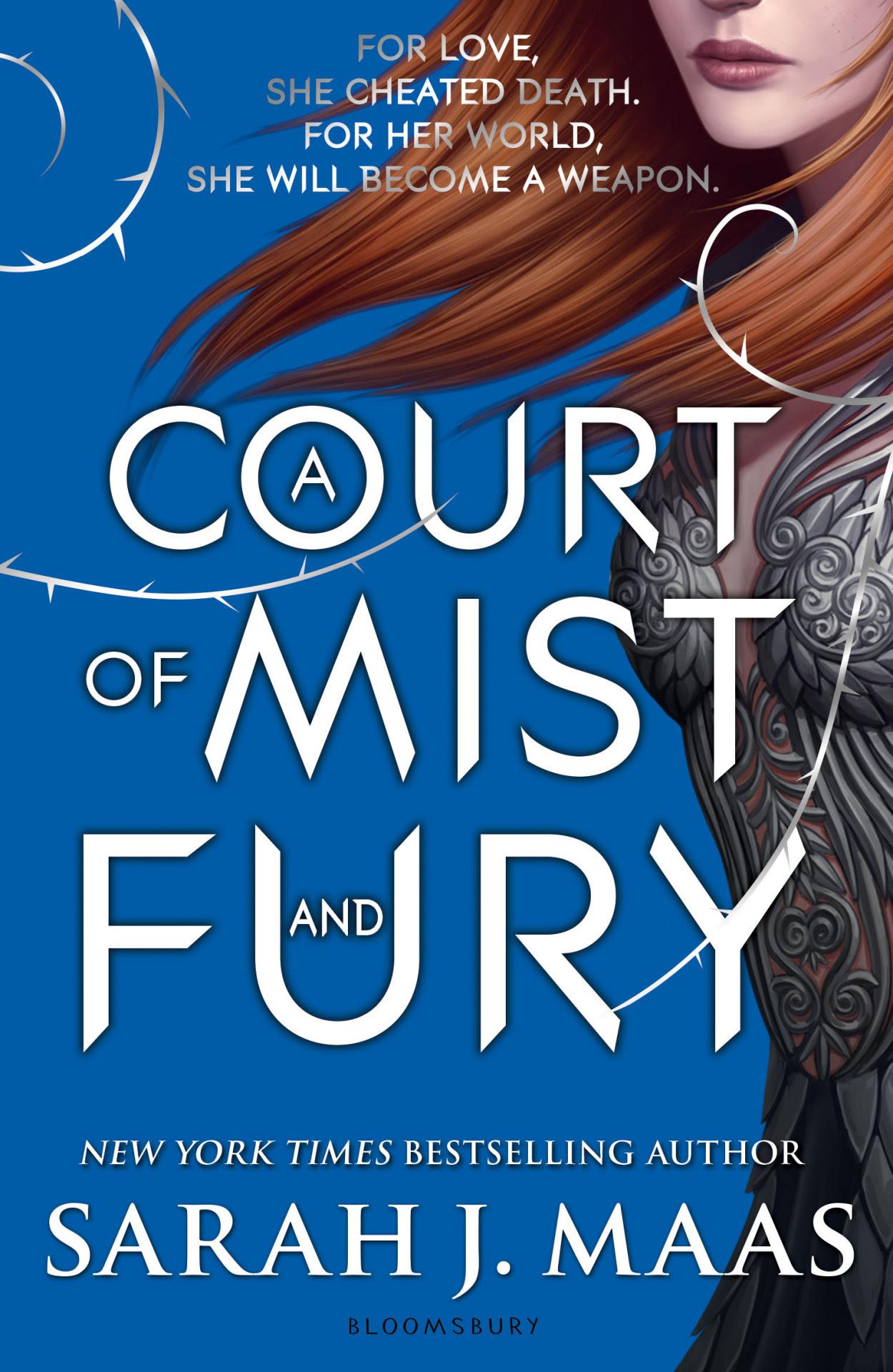Resultado de imagen para sarah j. maas a court of mist and fury en español