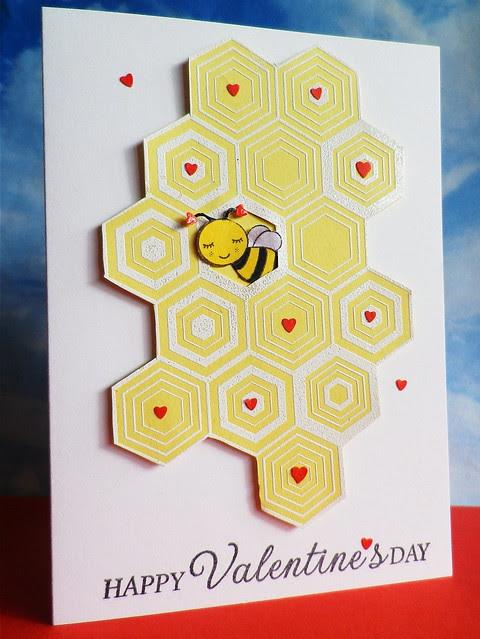 Happy Valentine's Day Honey