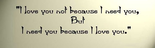 Love Quotes And Friendship Love Quote Picturecom