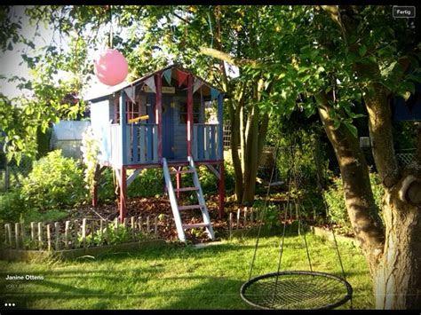 spielhaus garten garden pinterest spielhaus garten