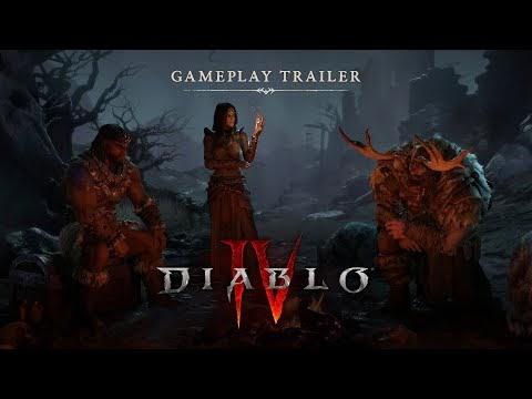 Diablo 4 Duyuruldu - Gameplay