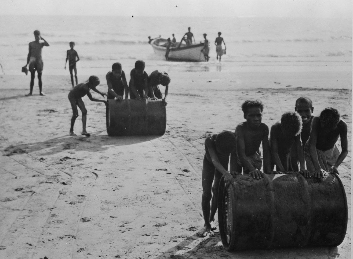 Os povos indígenas de Papua Nova Guiné salvaram centenas de soldados feridos na Segunda Guerra Mundial 10