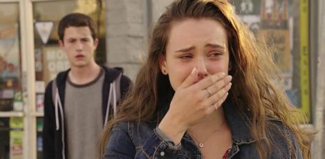 Katherine Langford é a jovem Hannah Baker em '13 Reasons Why' / Foto: Netflix/Divulgação