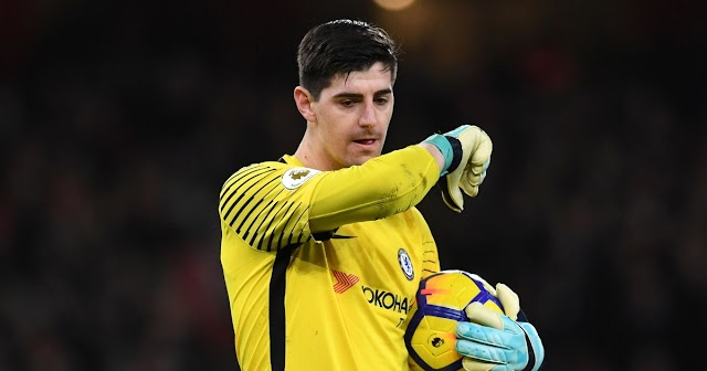 Chelsea make decision on goalkeeper to replace Courtois