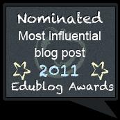 nominee badge