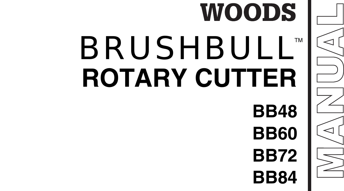 Woods Belly Mower Parts Diagram
