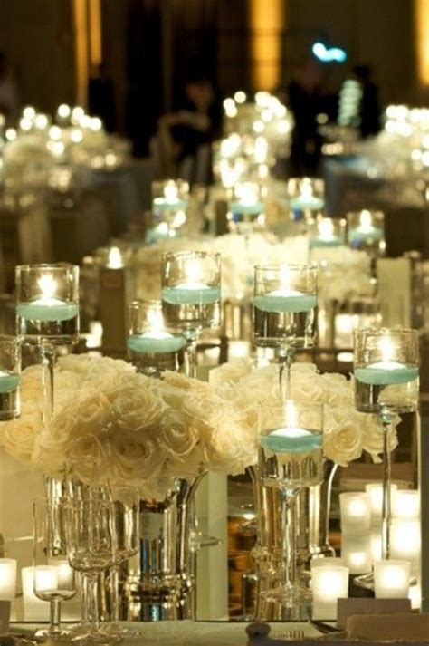 Bride In Dream: Inspiring Winter Wedding Centerpiece