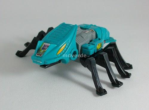 Transformers Nautilator G1 - modo alterno (by mdverde)