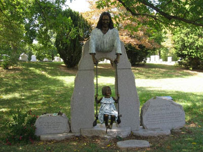 Tom White (Texas) : Sculptures en bronze de scènes bibliques