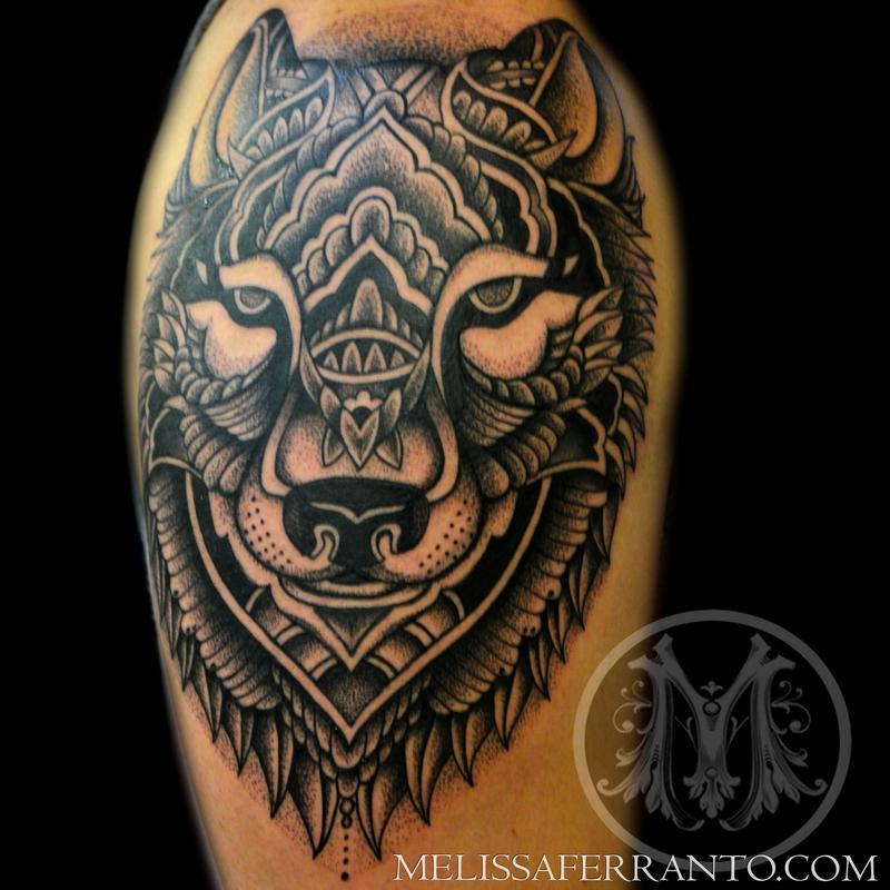 Tattoos By Melissa Ferranto Tattoos Nature Animal Dot Work