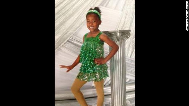 6-year-old Ahlittia North's body was found in a trash can in Harvey, LA.