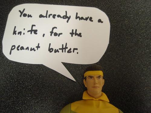 peanut butter knife