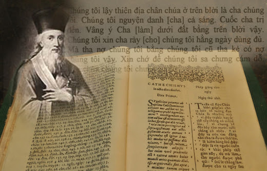 Từ điển Việt-Bồ-La