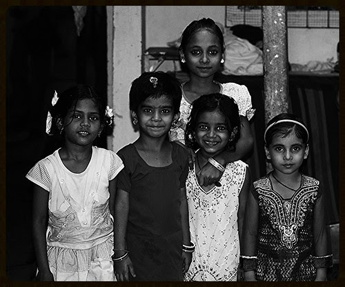 The Kids Of Indraji Nagar Slums Bandra West by firoze shakir photographerno1