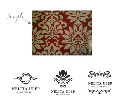 Design: Nelita Ulep Photography Logo